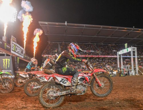 JUSTIN BRAYTON CONFRIMED FOR S-X OPEN AUCKLAND