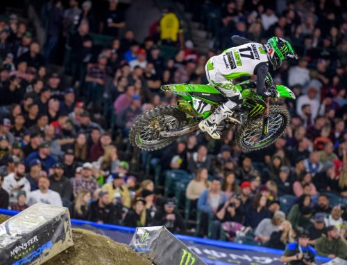 Joey Savatgy confirmed for Monster Energy S-X Open Auckland